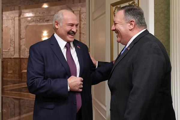 Белоруссия США