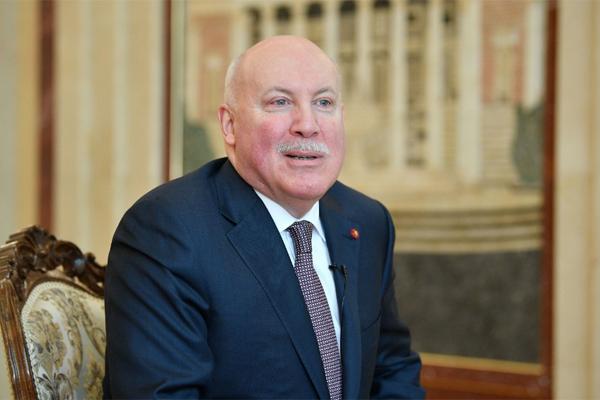 Посол Мезенцев