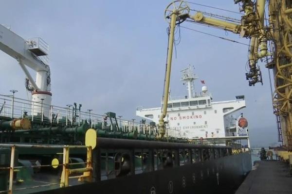 Иран танкер Fortune
