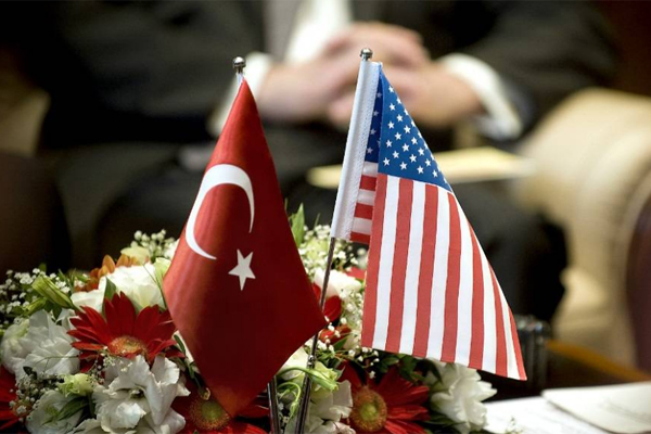 США Турция