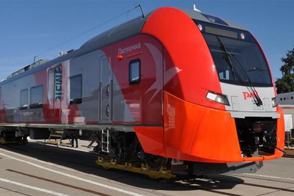 Беспилотный поезд Ласточка