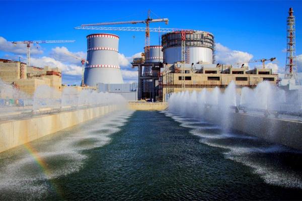 Ленинградская АЭС 2