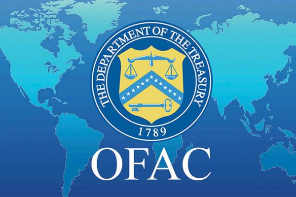 OFAC США