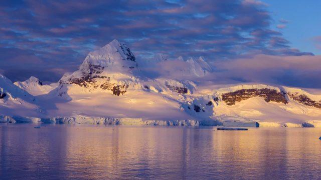 Антарктика, Глобальное потепление