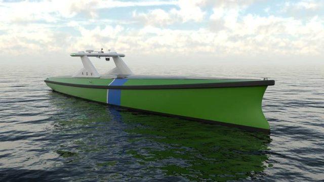 Автономный сторожевой корабль