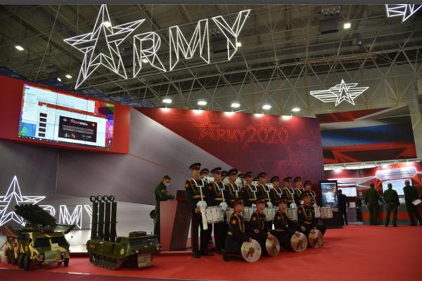 Армия-2020 робот