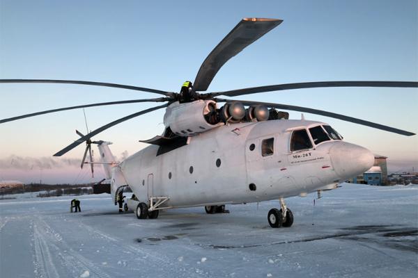 Вертолет Ми-26