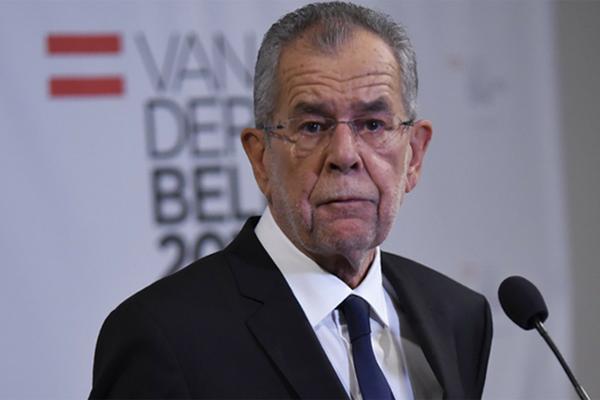 Президент Австрии Северный поток-2