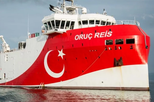 Турция Oruc Reis