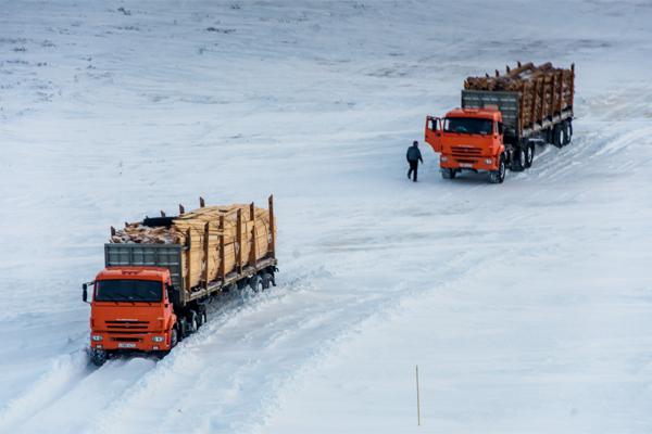 Арктика грузовики регламенты
