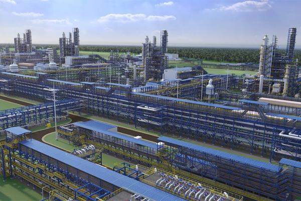 ГПЗ газоперерабатывающий завод
