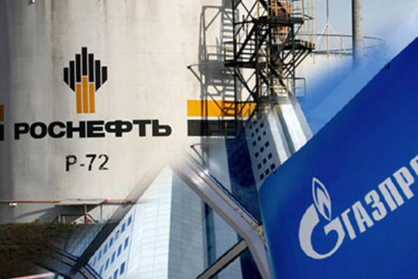 Газпром Роснефть