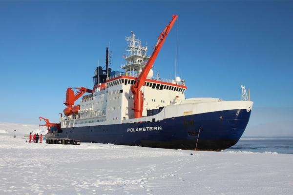 Polarstern Арктика