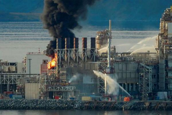 СПГ-завод Hammerfest LNG