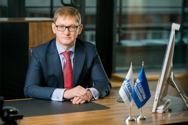 Марат Гараев, Газпром