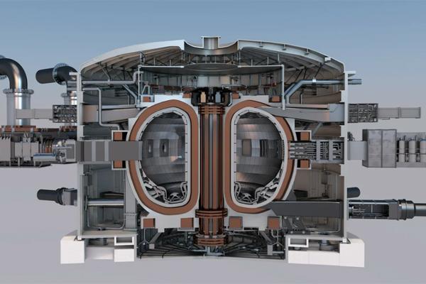 Термоядерный реактор STEP LLNL