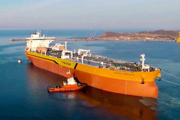 Зеленый танкер Мономах