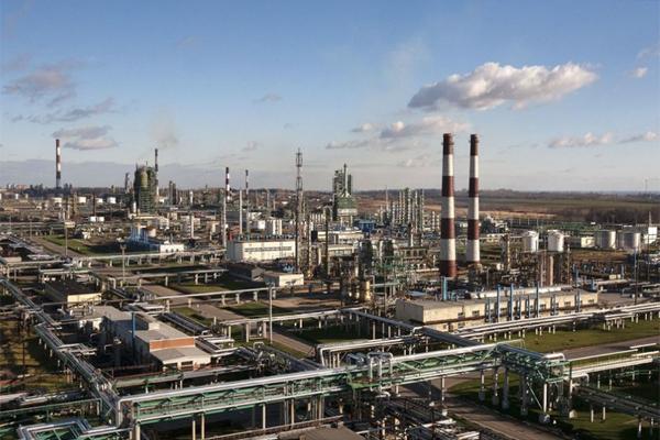 НПЗ Газпром нефть