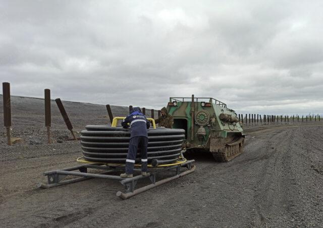 Нефтетанк, Норильск-2020