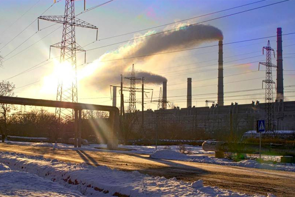 ТЭС Украина