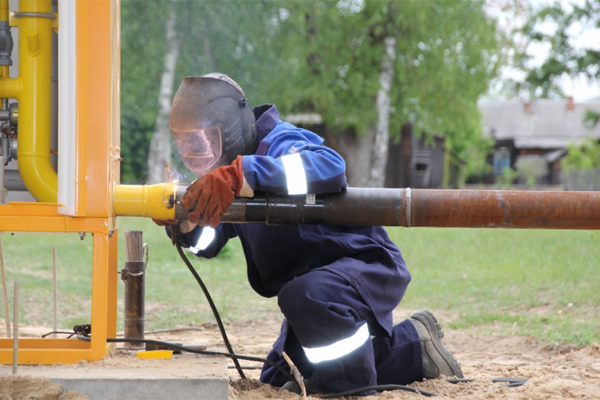 газификация газовый маневр Новак