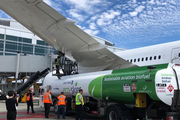 SAF экологичное топливо