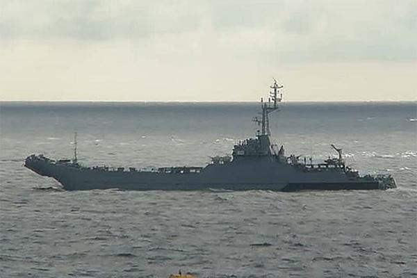 ВМС Польши Северный поток-2
