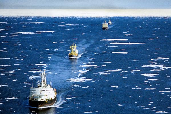 СМП Северный морской путь