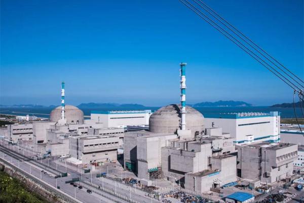 АЭС Тайшань КНР