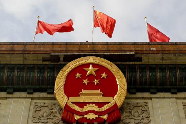 КНР Китай