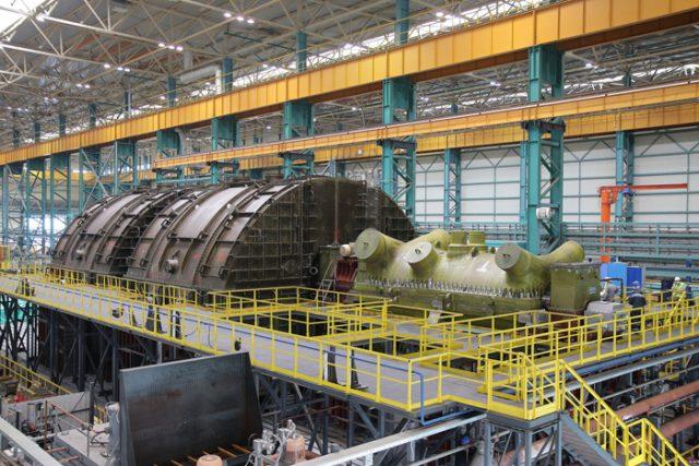 Силовые машины турбины