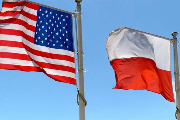Польша США