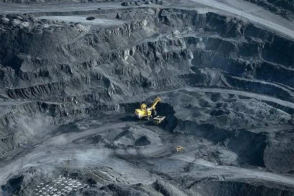 Добыча уголь землетрясение