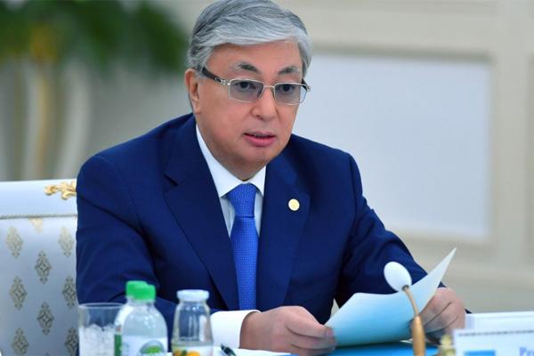 Президент Токаев