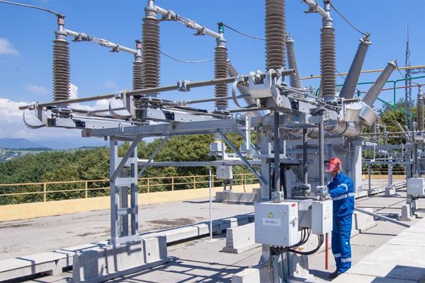 Электроэнергия ФРГ
